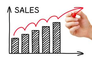 Sales Growth Graph